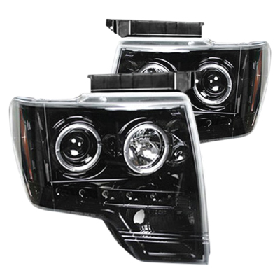 2011-2014 Ecoboost F-150 Lighting Upgrades